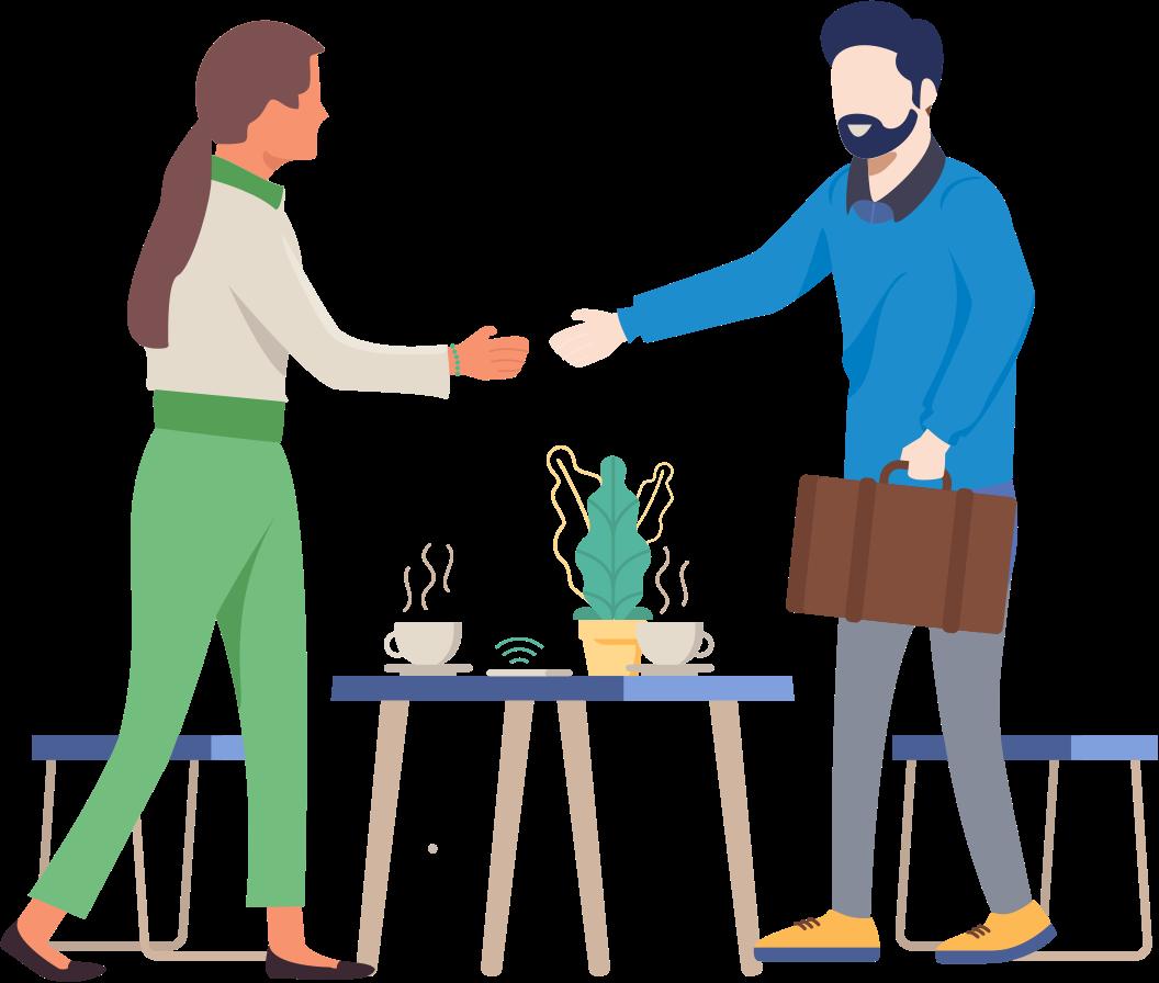 Ganhe destaque como coach, ganhe seguidores e clientes.